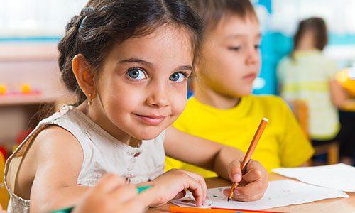 Child Care For Preschool